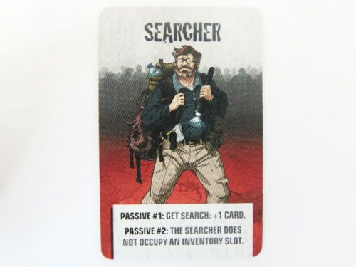 AN: Companion Card (Searcher)